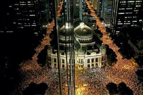 manifestação-rio