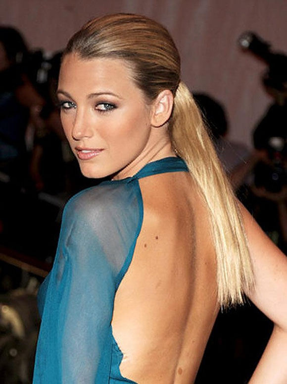 blakelively-ponytail