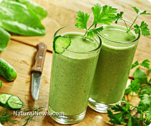 Green-Smoothie-Veggie
