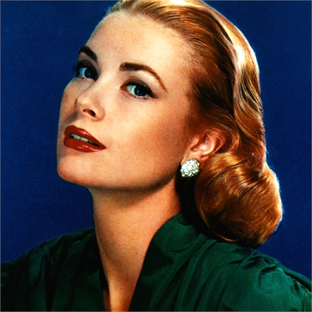mid 1950s --- Grace Kelly --- Image by © CinemaPhoto/CORBIS