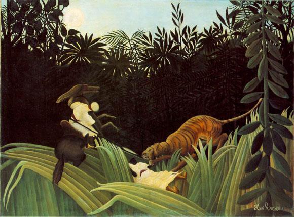 henri-rosseau-tigre