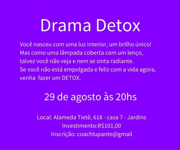 Drama Detox